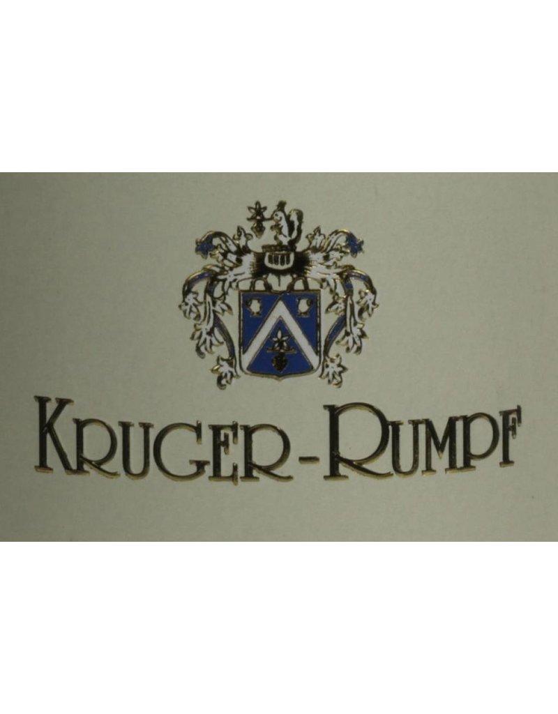 Weingut Kruger-Rumpf 2001 Kruger-Rumpf Munsterer Pittsberg Eiswein Gold-Kapf 1/2