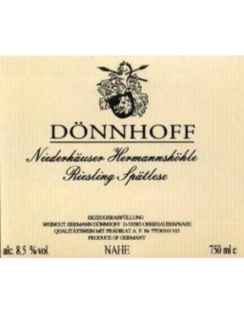 Weingut Donnhoff 2003 Dönnhoff Niederhäuser Hermannshöhle Auslese GK 12