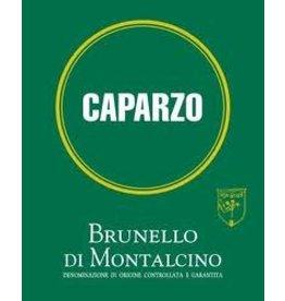 2001 Caparzo Brunello di Montalcino