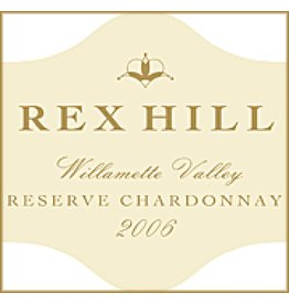 Rex Hill Vineyards 1996 Rex Hill Vineyards Chardonnay Reserve