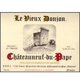 2010 Le Vieux Don Jon Chateauneuf-du-Pape Blanc