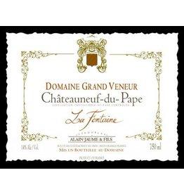 2007 Domaine Grand Veneur Chateauneuf-du-Pape La Fontaine