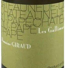 2007 Giraud Chateauneuf-du-Pape Les Gallimardes Blanc