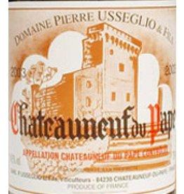 2001 Pierre Usseglio Chateauneuf-du-Pape Blanc