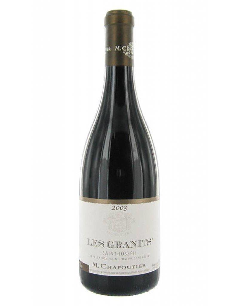 M. Chapoutier 2000 Chapoutier Saint-Joseph Les Granits