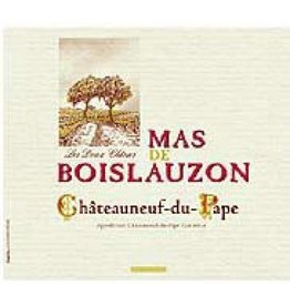 Mas de Boilauzon 2007 Mas de Boilauzon Chateauneuf-du-Pape Tradition