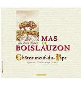 2008 Mas de Boilauzon Chateauneuf-du-Pape Tradition