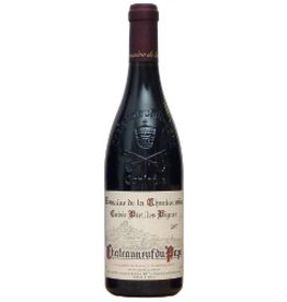Domaine de la Charbonniere 2001 Domaine de la Charbonniere Chateauneuf-du-Pape Cuvee Vieilles Vignes