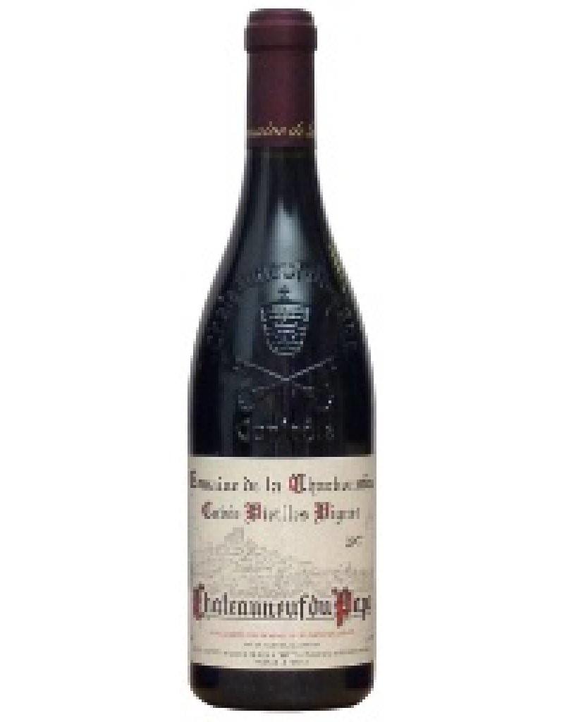 Domaine de la Charbonniere 2004 Domaine de la Charbonniére Chateauneuf-du-Pape Cuvee Vieilles Vignes