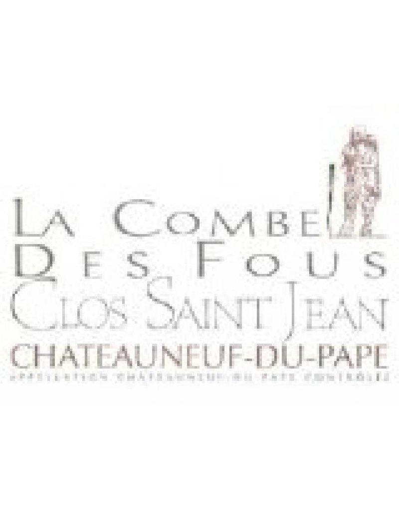 Clos Saint Jean 2004 Clos Saint-Jean Chateauneuf-du-Pape La Combe des Fous
