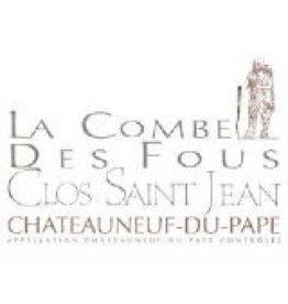 Clos Saint Jean 2008 Clos Saint-Jean Chateauneuf-du-Pape La Combe des Fous