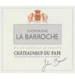 Domaine La Barroche 2006 Domaine La Barroche Chauteauneuf-du-Pape Signature 1,5L