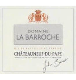 Domaine La Barroche 2007 Domaine La Barroche Chauteauneuf-du-Pape Signature 6 L