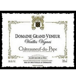 Domaine Grand Veneur 2007 Domaine Grand Veneur Chateauneuf-du-Pape Vieilles Vignes
