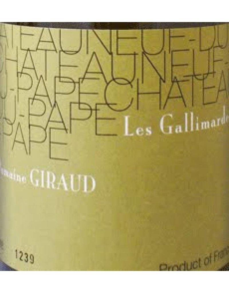 Domaine Giraud 2006 Domaine Giraud Chateauneuf-du-Pape