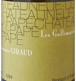 Domaine Giraud 2006 Domaine Giraud Chateauneuf-du-Pape Magnum