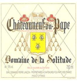 Domaine de la Solitude 2006 Domaine de la Solitude CHateauneuf-du-Pape 3 L
