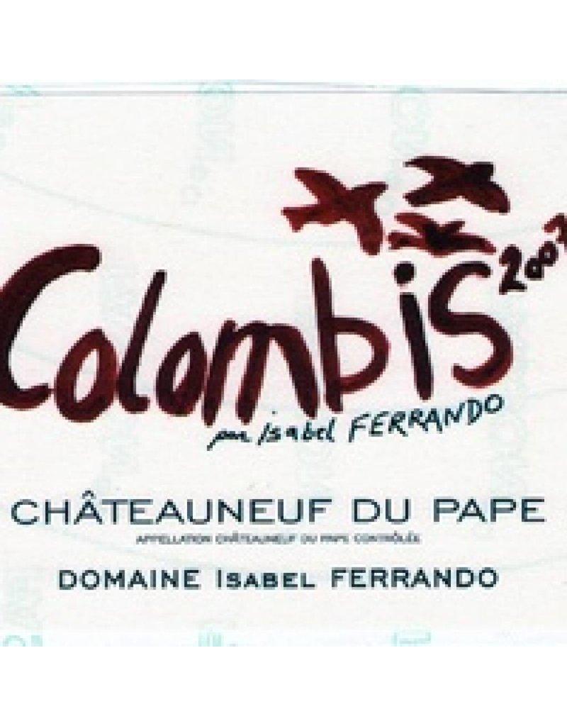 Domaine Isabel Ferrando 2009 Domaine Isabel Ferrando Chateauneuf-du-Pape Colombis