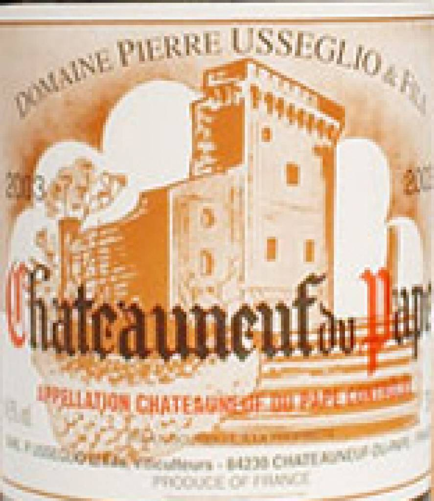 2000 Pierre Usseglio Chateauneuf-du-Pape