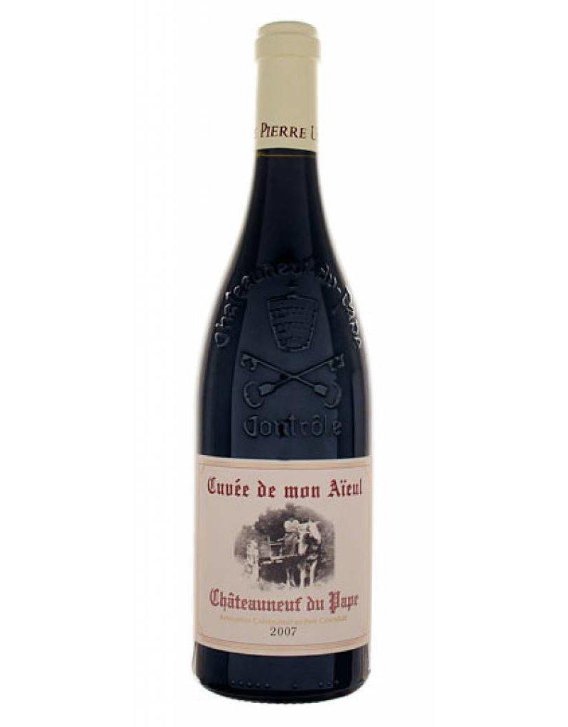 2000 Pierre Usseglio Chateauneuf-du-Pape de Mon Aieul
