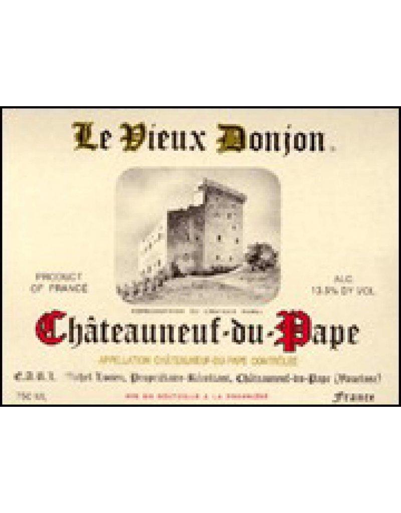 Le Vieux Donjon 2006 Le Vieux Donjon Chateauneuf-du-Pape 3 Liter