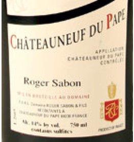 2000 Domaine Roger Sabon Chateauneuf-du-Pape Cuvee Reservee