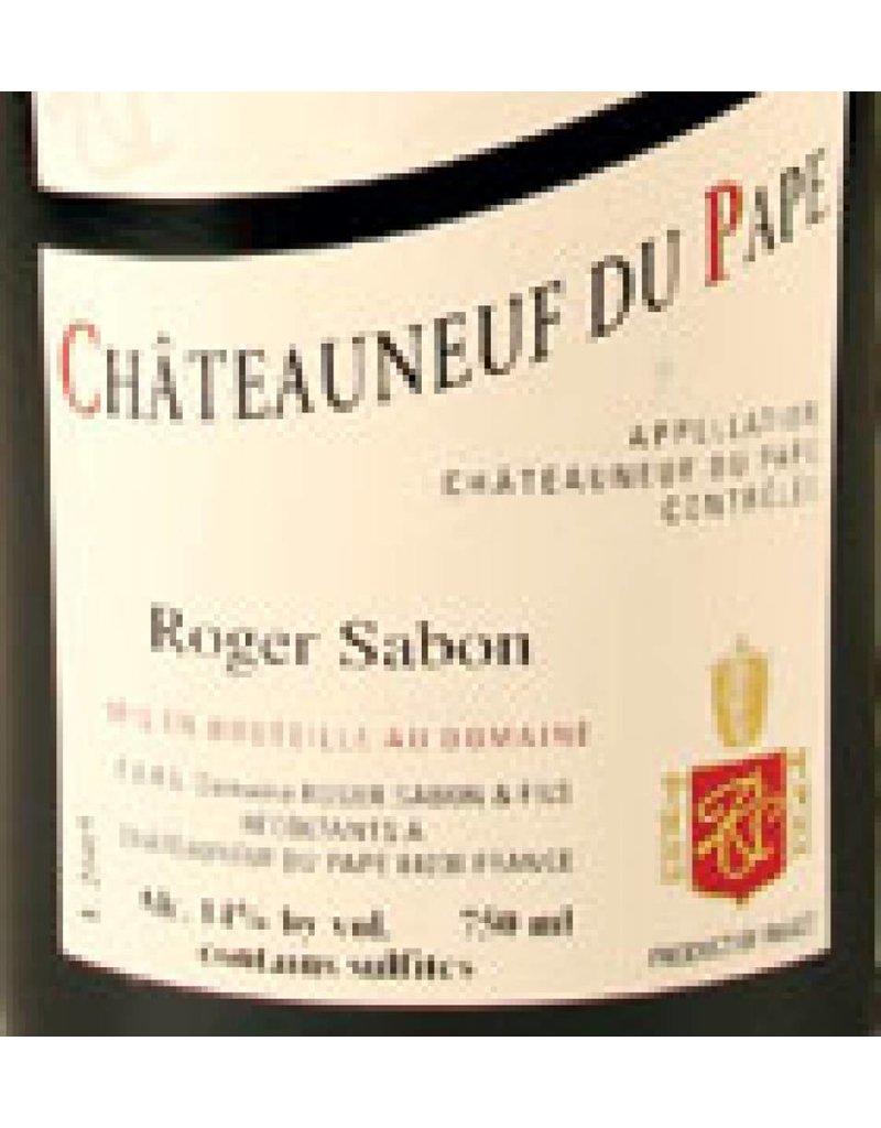 Domaine Roger Sabon 2000 Domaine Roger Sabon Chateauneuf-du-Pape Cuvée Prestige