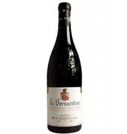 1996 Chapoutier Chateauneuf-du-Pape la Bernadine