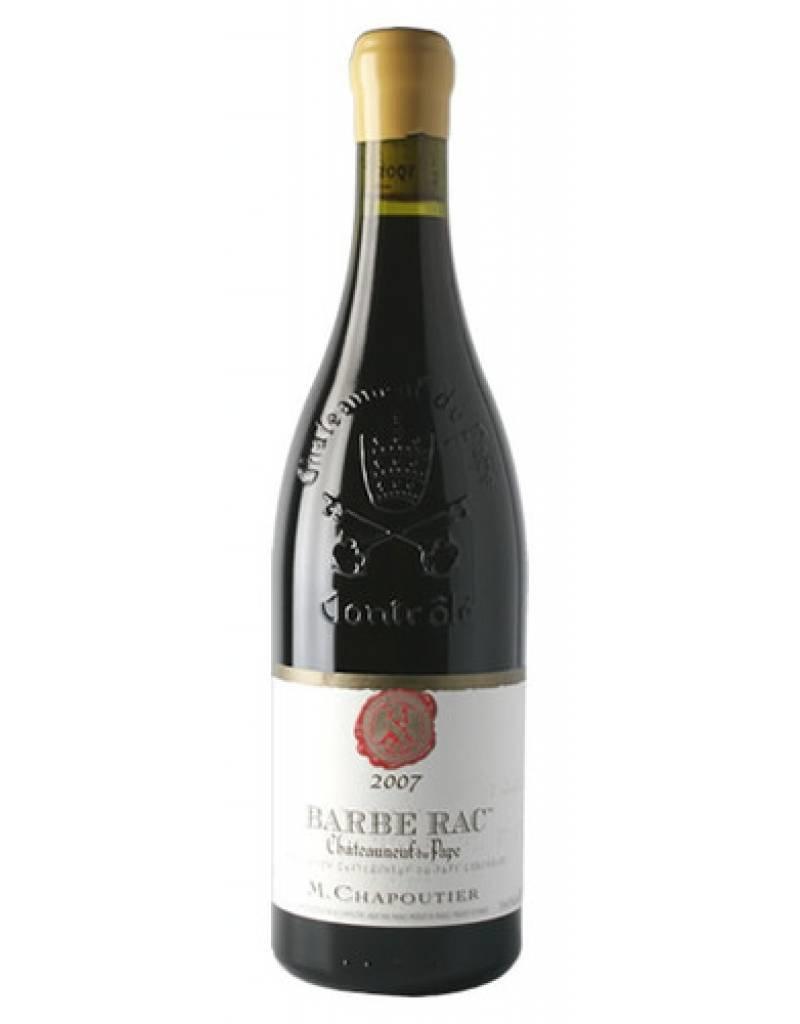 M. Chapoutier 1997 Chapoutier Chateauneuf-du-Pape Barbe-Rac