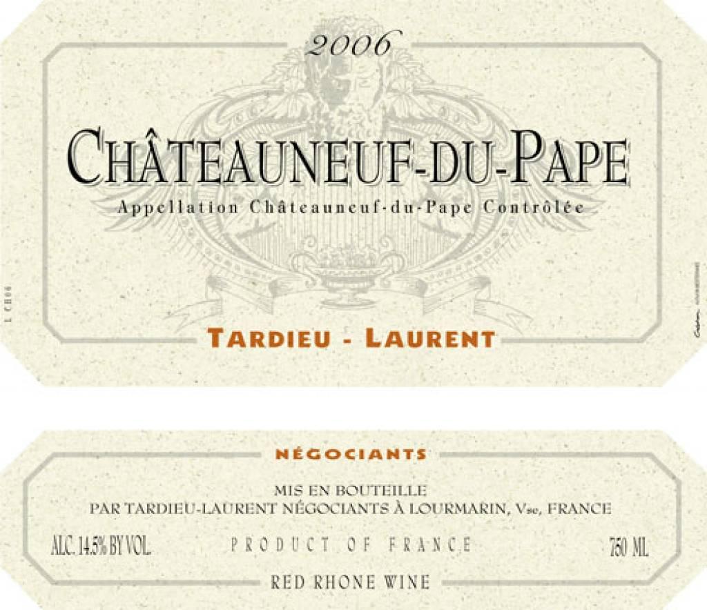 2000 Tardieu-Laurent Chateauneuf-du-Pape
