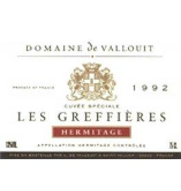 Domaine Louis de Valllouit 1995 Louis de Valllouit Hermitage Les Greffieres