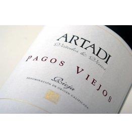 2005 Bodegas Artadi Pajos Viejos