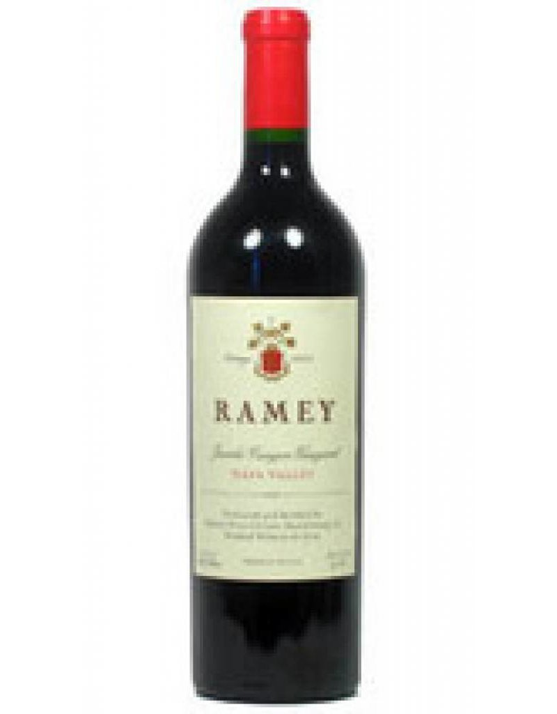 Ramey wine Cellars 2001 Ramey Cabernet Sauvignon Jericho Canyon