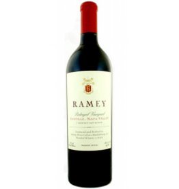Ramey wine Cellars 2007 Ramey Cabernet Sauvignon Pedregal Vineyard