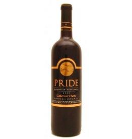 1998 Pride Mountain Cabernet Franc
