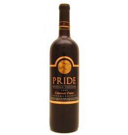 Pride Mountain Vineyard 1998 Pride Mountain Cabernet Franc