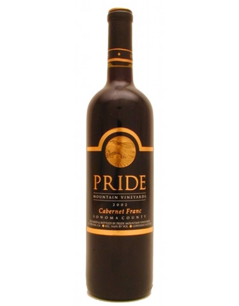 Pride Mountain Vineyard 1998 Pride Mountain Cabernet Franc Magnum