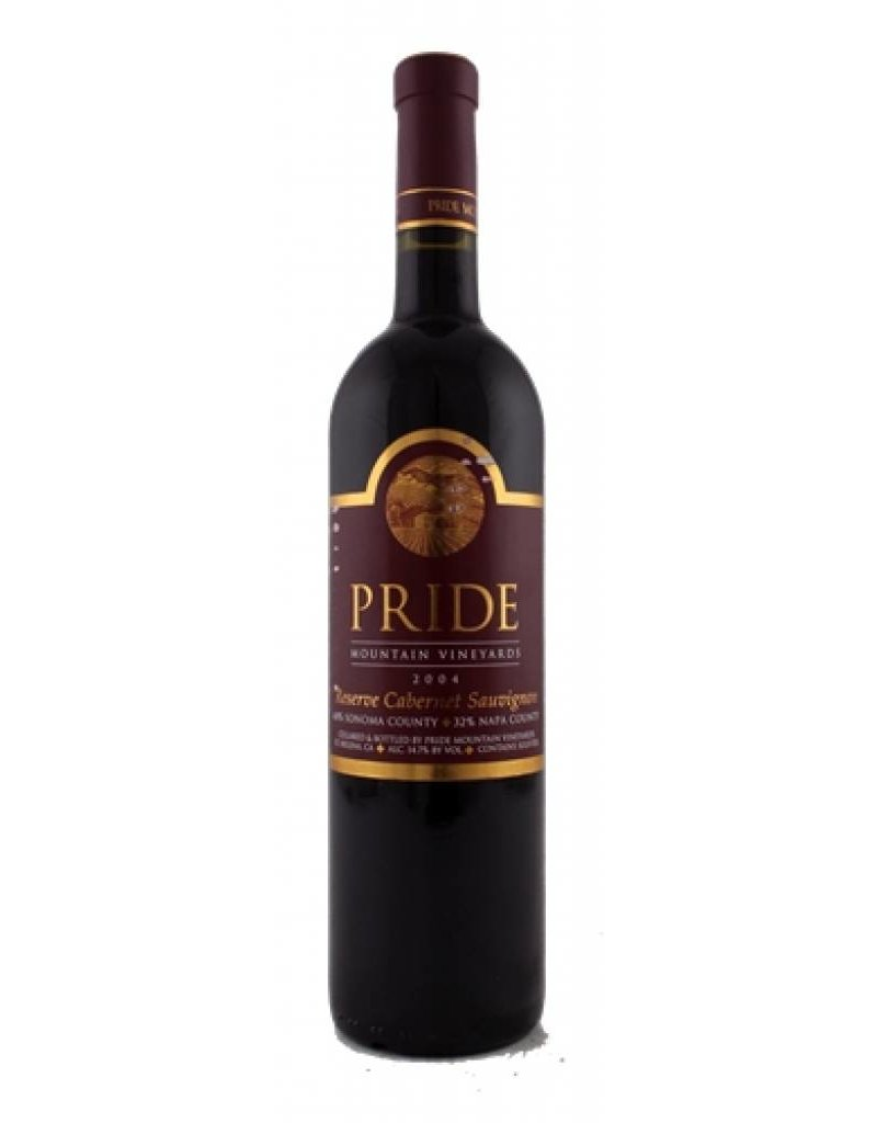 Pride Mountain Vineyard 1999 Pride Mountain Cabernet Sauvignon Reserve