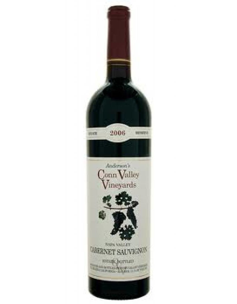 Anderson's Conn Valley 1991 Anderson's Conn Valley Cabernet Sauvignon