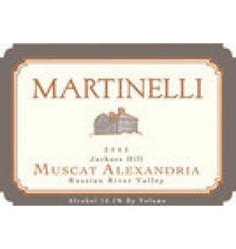 2002 Martinelli Muscat Alexandria
