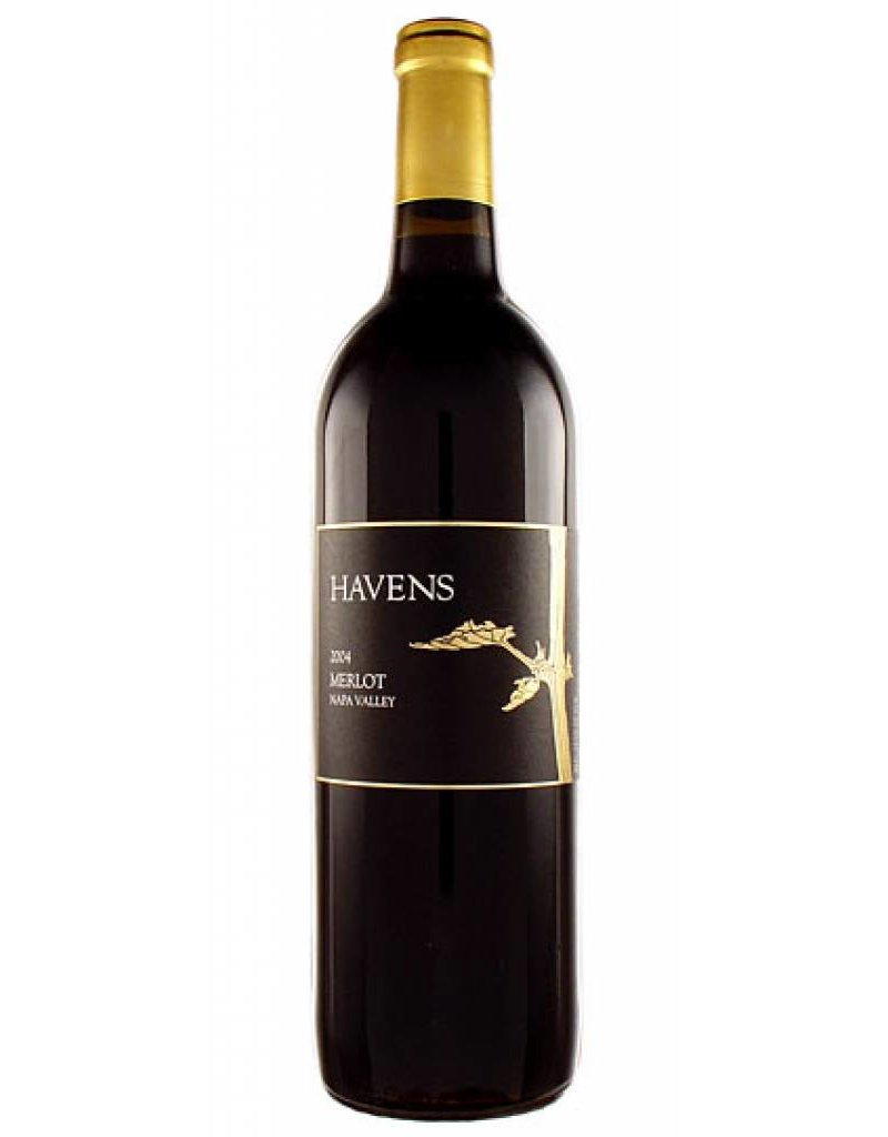 Havens Wine Cellars 1997 Havens Merlot