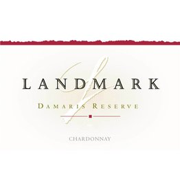 1996 Landmark Chardonnay Damaris Reserve