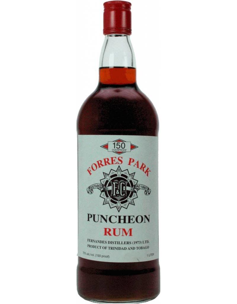 Forres Park Puncheon Rum - Trinidad