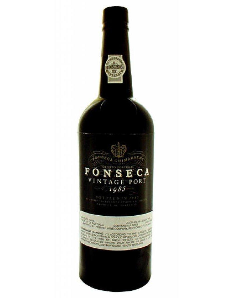 Fonseca 1985 Fonseca