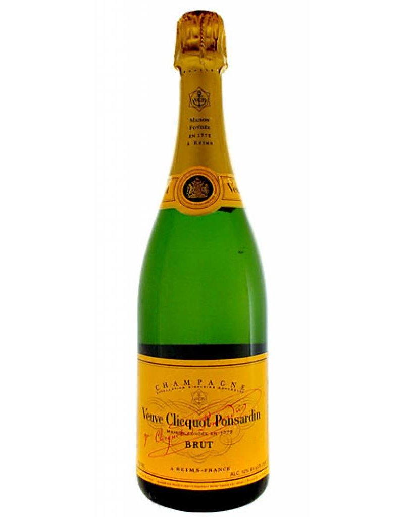 Veuve Clicqout Veuve Clicqout Champagne Brut