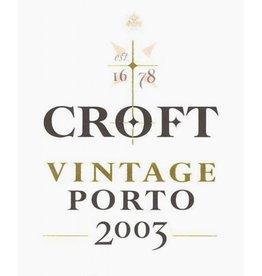 2003 Croft 375ml