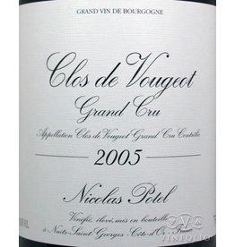 2005 Nicolas Potel Clos Vougeot