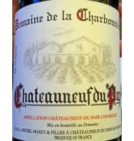 Domaine Charbonniere 2010 Domaine Charbonniere Chateauneuf du Pape