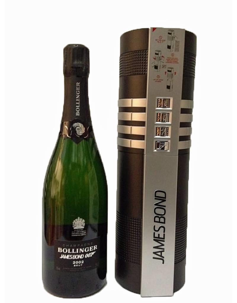 Bollinger 2002 Bollinger James Bond 007 Collector`s Limited Edition