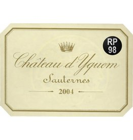 2004 Chateau d Yquem 375ml fles